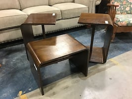 Bentwood Side Tables