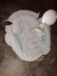 """Fisher price """"my little lamb"""" bouncer null"""