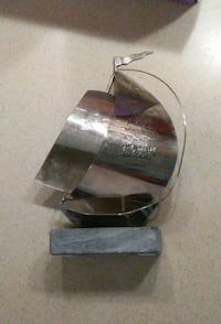 Sailboat Paperweight