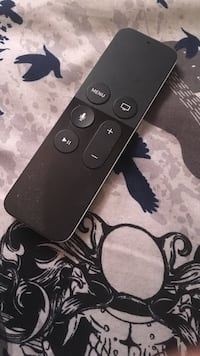 Apple TV 4 remote. Like 50 new new condition Londonderry, 03053