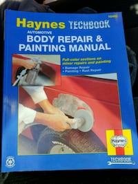 Auto body repair & painting manual Hesperia, 92345