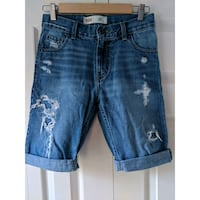 LEVI'S SHORT JEANS Washington