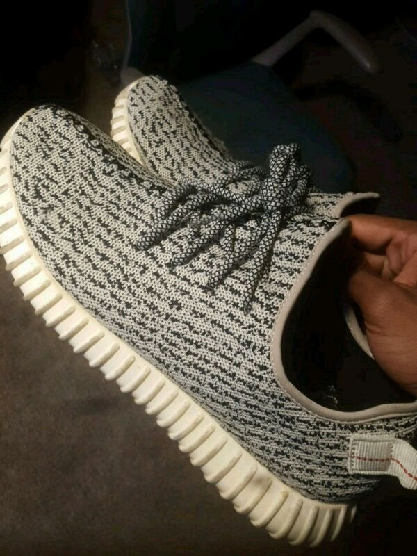 buy popular b000e 8ccd9 Adidas Mens Yeezy Boost 350 Turtle Doves