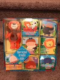 Baby Book Gift Set with Plush!  3155 km