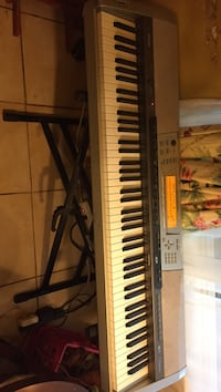 Casio Privia PX-575R with stand Webster, 77598