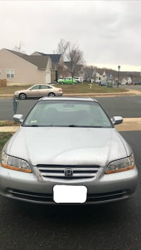 2001 Honda Accord EX SULEV 4AT w/Leather Alexandria