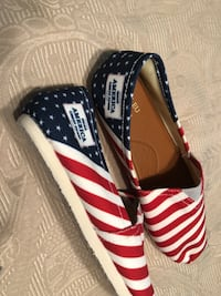 Make America great slip on shoes size 8 Clarksville, 37042