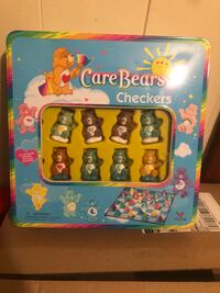 Carebears Chess Set