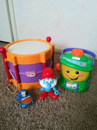 Toys drum & lantern College Station, 77840
