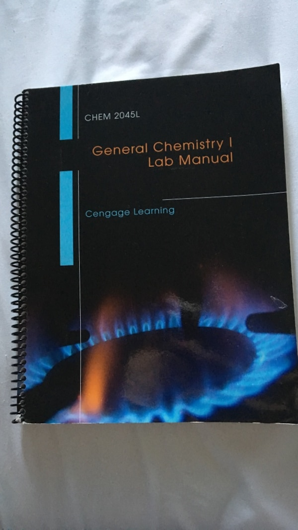 general chemistry 1 lab manual chem 2045l cengage learning