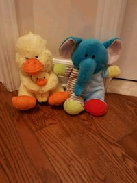 Adorable and cuddly stuffies for babies Laval, H7P 5W2