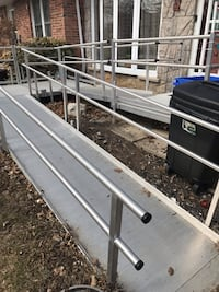 Accessibility Ramp NEED GONE ASAP Brantford, N3R 6E8