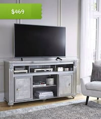 Zolena Champagne LG TV Stand   Houston, 77036