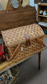 Loaded Picnic Basket