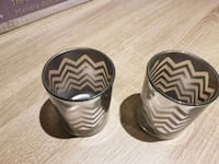 Candle Holders for tea light or votive.