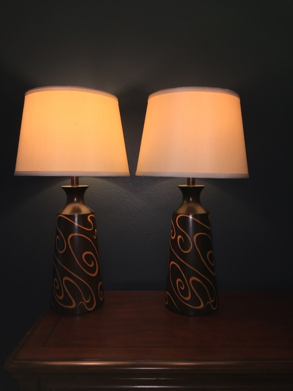 Used Ashley Furniture Lamps For Sale In Arlington Town Letgo