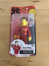 Yao Ming Simpson's collectible  Los Angeles, 90034