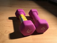 3 Pound Weights London, N5Y 4Z5