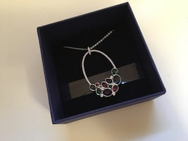 Swarovski necklace pendant