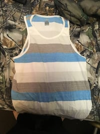 Tank tops & t shirts all size large $5 each Toronto, M1N 3S9