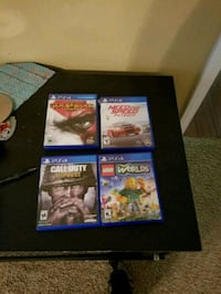 Ps4 games Lawrenceville, 30044