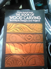 The Book of Wood Carving Boone, 28607