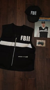 fbi  halloween costume Lake Forest, 92610