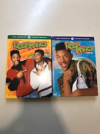 Fresh Prince DVDs Chicago, 60607