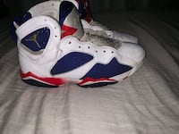 Jordan retro 7s alternate tinker size 10  Falls Church, 22042