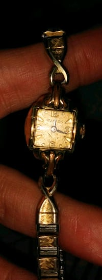 Vintage Ruxton women's gold watch Piedmont, 29673