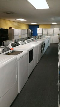 Top load set washer and dryer in great condition  Randallstown