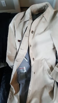 Prada Rain Coat White Rock, V4B 4W3