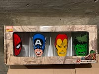 Marvel collectable mugs Toronto, M3C 3E7