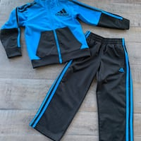 Adidas Boys Leisure Outfit- Size 5 Richmond Hill, L4E 0C3