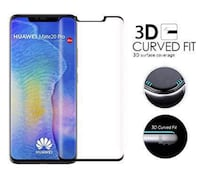 Premium Full Glue Huawei Mate 20/ Mate 20 Pro Tempered Glass Eunos, 409836