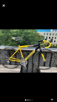 Professional bike. The wheels are from France with a aluminum frame which make the bike very light. It is also in perfect condition. No lowballer please. Toronto, M2N 7E2