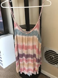 American Eagle Soft and Sexy Tank Top - Women's Size L