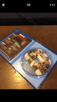 Grand Theft Auto Five PS4 game disc Bakersfield, 93304