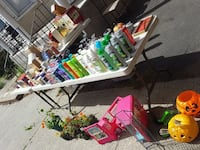 Yard sales 50 Maltby pl newhaven New Haven, 06513