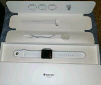 Apple Watch Series 3 (GPS) 38mm Silver with White  Perth Amboy, 08861