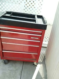 clean kitchen cabinets used 72 harbor freight tool box with tools for in 13607