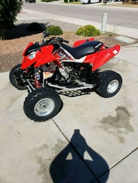 red and black all-terrain vehicle El Paso, 79905