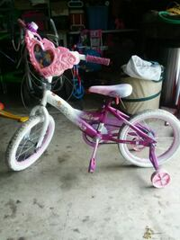 "Girls 16"" princess bike Dublin, 43017"