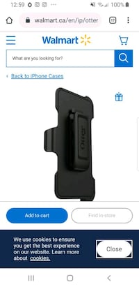 Otterbox phone holster