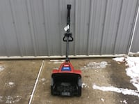 Electric Toro snow shovel. Works great. $45.00 Clear Lake, 55319