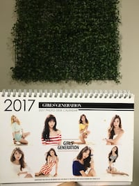 Girls Generation Calendar SNSD Waterloo, N2L 4S9