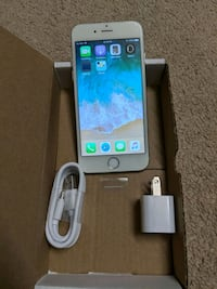 At&t, Cricket iPhone 6! comes with USB cable and charger!! Little Rock