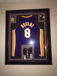 Authentic Kobe Bryant #8 Rare Autographed Jersey Santa Ana, 92705