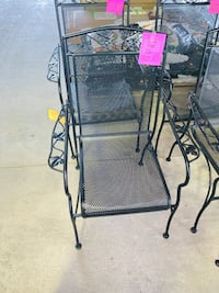 #WAL417 - BRAND NEW - Metal Patio Chair  Galion