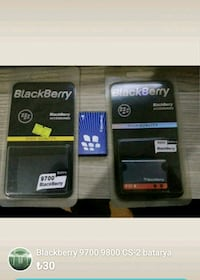 Blackberry batarya pil Telsiz Mahallesi, 34020